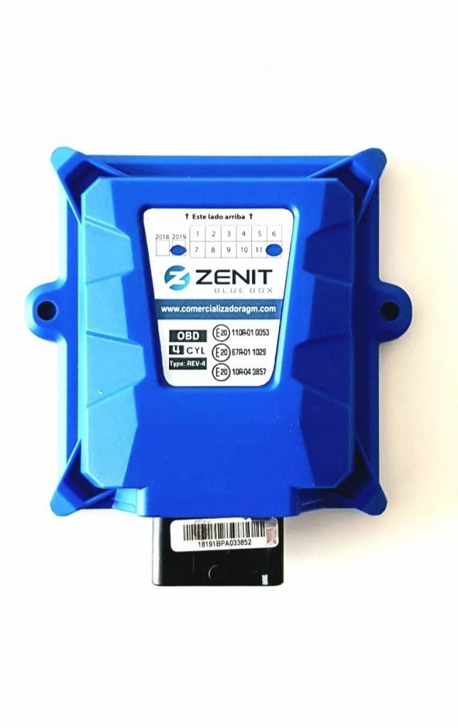 Zenit Computadora