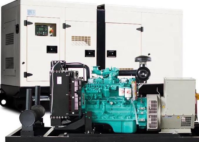 Generador cummins Gas natural