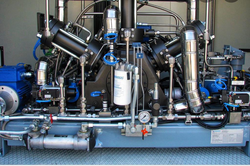 Compresión de Gas Natural