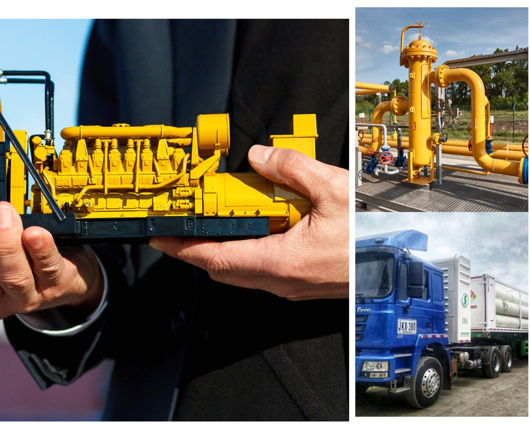 GAS NATURAL. Suministro y transporte de gas.