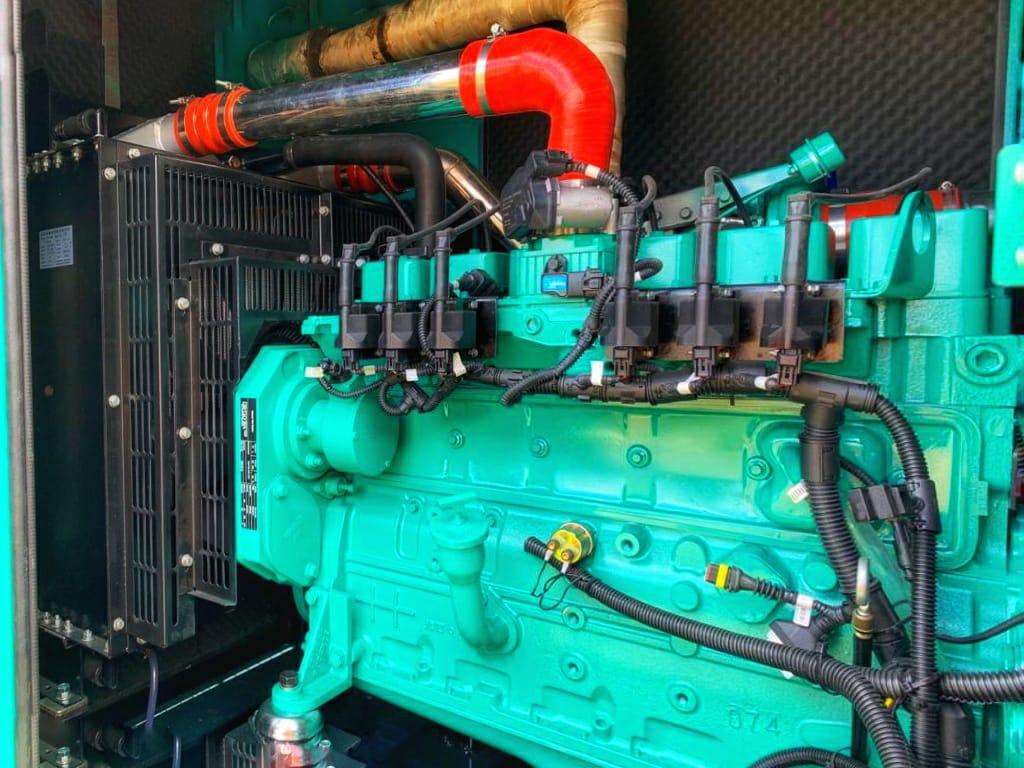 Generador de 100 KW